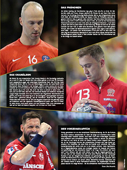 Handball Inside Das Magazin